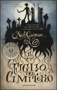 Il figlio del cimitero - Neil Gaiman - copertina