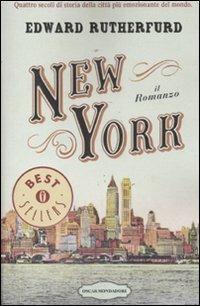 New York - Edward Rutherfurd - copertina