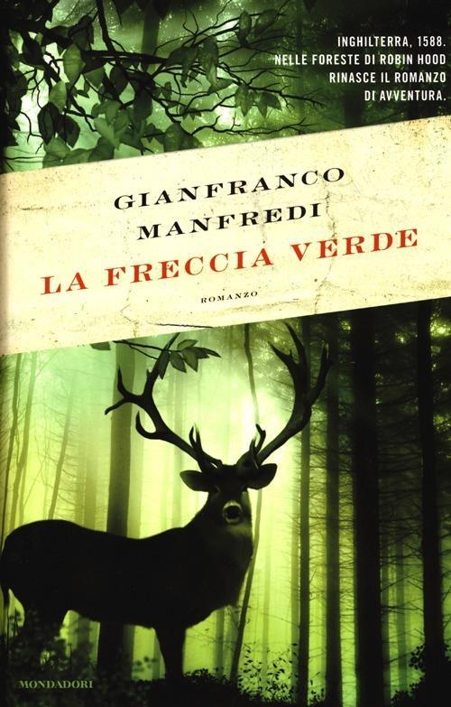 La freccia verde - Gianfranco Manfredi - copertina