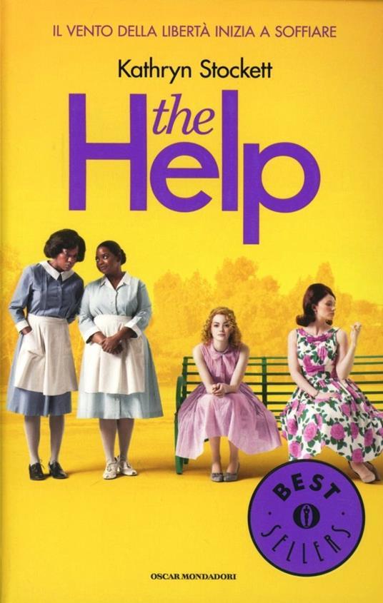 The help - Kathryn Stockett - copertina