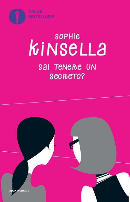 Sai tenere un segreto? - Sophie Kinsella - copertina