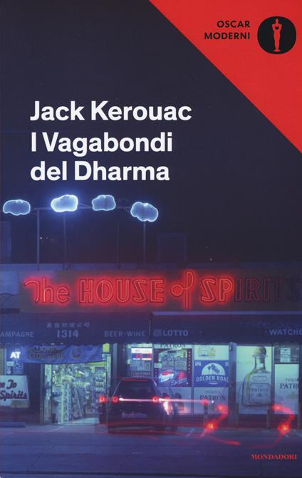 I vagabondi del Dharma - Jack Kerouac - copertina