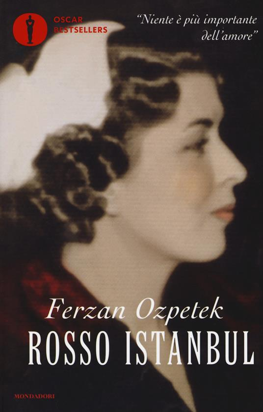 Rosso Istanbul - Ferzan Ozpetek - copertina
