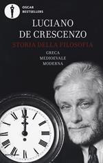 Storia della filosofia greca, medioevale, moderna