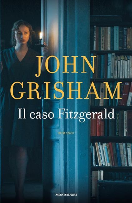 Il caso Fitzgerald - John Grisham - copertina