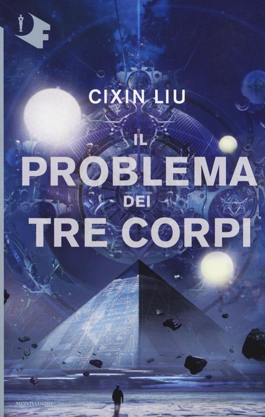 Il problema dei tre corpi - Liu Cixin - copertina