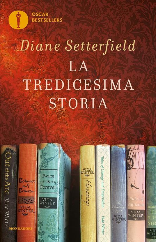 La tredicesima storia - Diane Setterfield - copertina