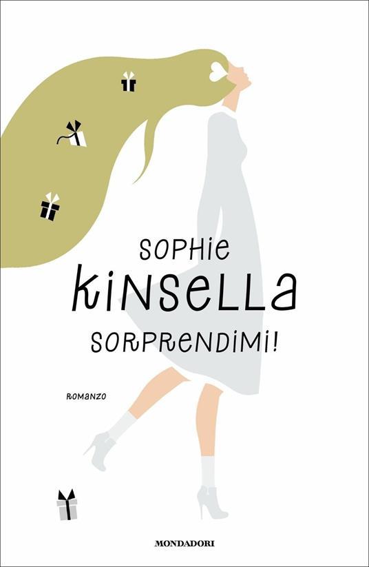Sorprendimi! - Sophie Kinsella - copertina