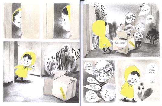 La mia amica Colette. Ediz. a colori - Isabelle Arsenault - 4