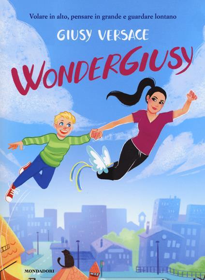 WonderGiusy - Giusy Versace - copertina