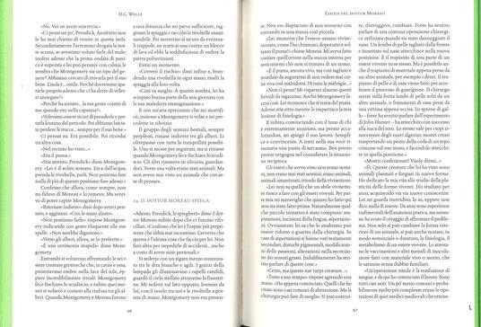 La fanta-scienza di H. G. Wells: La macchina del tempo-L'isola del dottor Moreau-L'uomo invisibile-La guerra dei mondi-I primi uomini sulla luna - Herbert George Wells - 3
