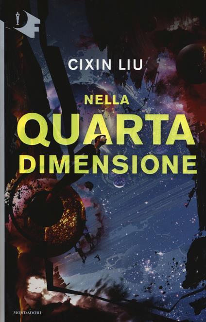 Nella quarta dimensione - Liu Cixin - copertina