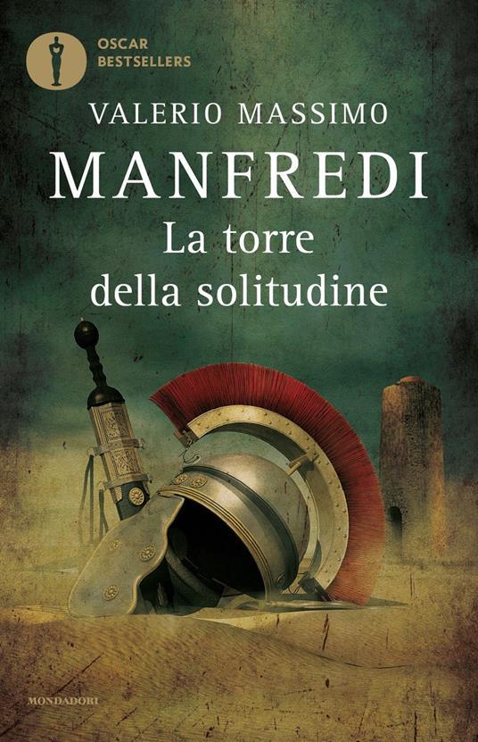 La torre della solitudine - Valerio Massimo Manfredi - copertina