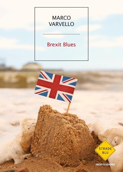 Brexit Blues - Marco Varvello - copertina