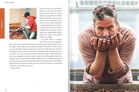 La mia storia con il cioccolato. Il piacere del dolce in settanta ricette - Ernst Knam - 3