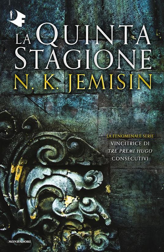 La Quinta Stagione. La terra spezzata. Vol. 1 - N. K. Jemisin - copertina