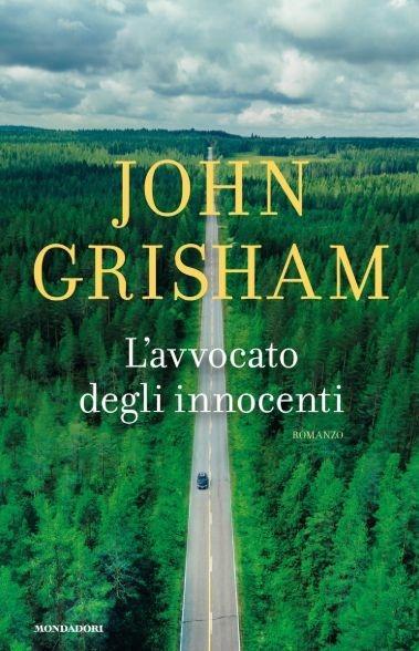 L' avvocato degli innocenti - John Grisham - copertina