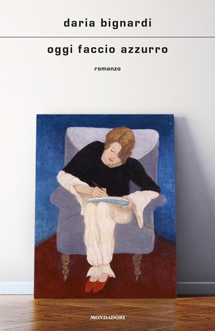 Oggi faccio azzurro - Daria Bignardi - copertina