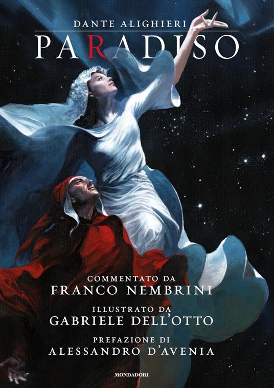 Paradiso - Dante Alighieri - copertina