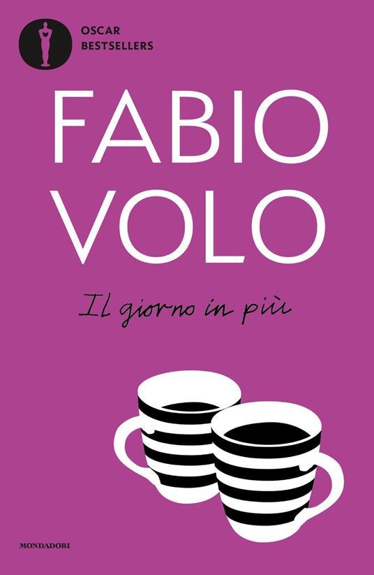 Il giorno in più - Fabio Volo - copertina