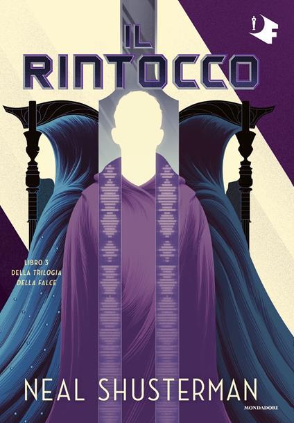 Il rintocco. Trilogia della Falce. Vol. 3 - Neal Shusterman - copertina