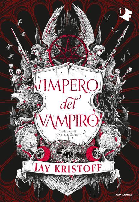 L' impero del vampiro. Vol. 1 - Jay Kristoff - 2