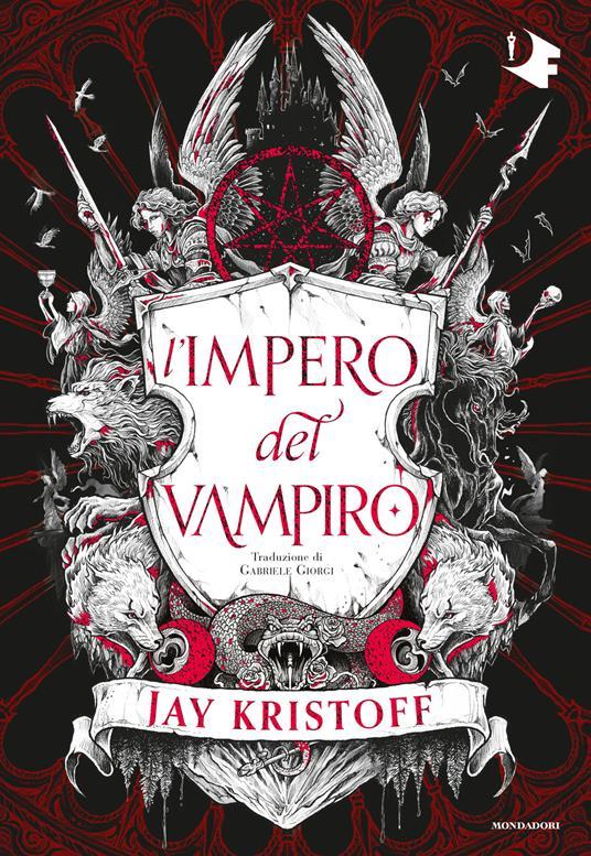 L' impero del vampiro. Vol. 1 - Jay Kristoff - copertina
