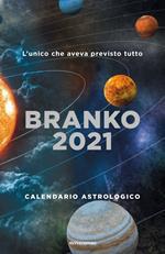 Calendario astrologico 2021. Guida giornaliera segno per segno
