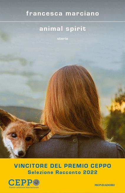 Animal spirit - Francesca Marciano - copertina