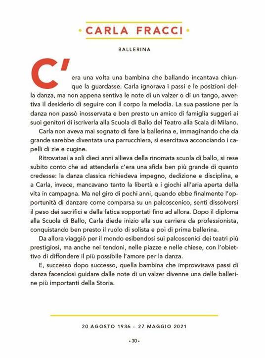 Storie della buonanotte per bambine ribelli. 100 donne italiane straordinarie - 11