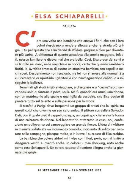 Storie della buonanotte per bambine ribelli. 100 donne italiane straordinarie - 13