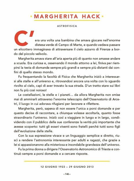 Storie della buonanotte per bambine ribelli. 100 donne italiane straordinarie - 17