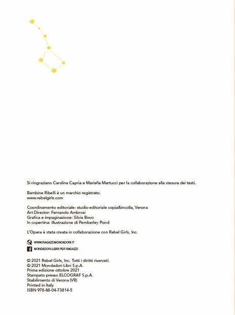 Storie della buonanotte per bambine ribelli. 100 donne italiane straordinarie - 2