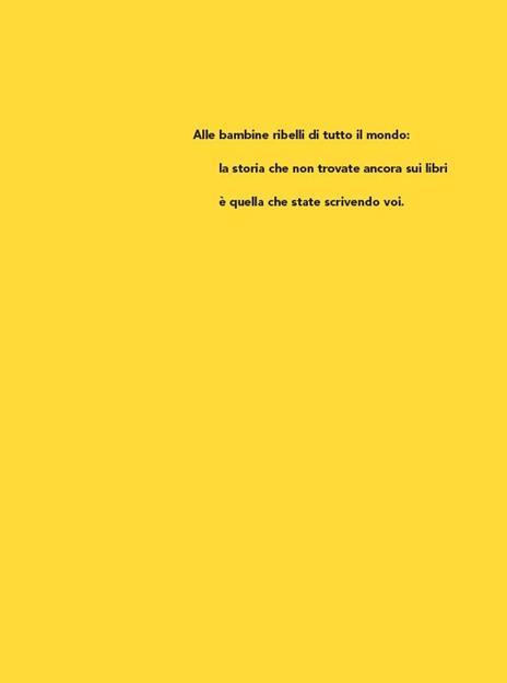 Storie della buonanotte per bambine ribelli. 100 donne italiane straordinarie - 3