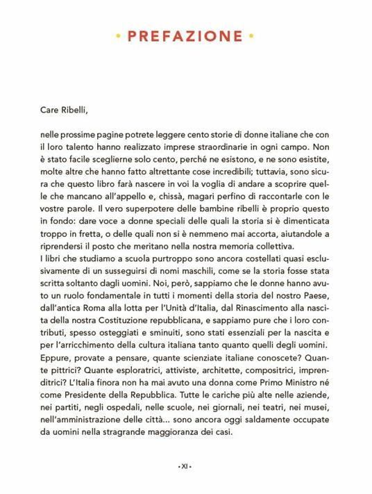 Storie della buonanotte per bambine ribelli. 100 donne italiane straordinarie - 4