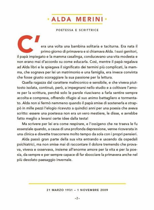 Storie della buonanotte per bambine ribelli. 100 donne italiane straordinarie - 5