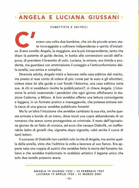 Storie della buonanotte per bambine ribelli. 100 donne italiane straordinarie - 7