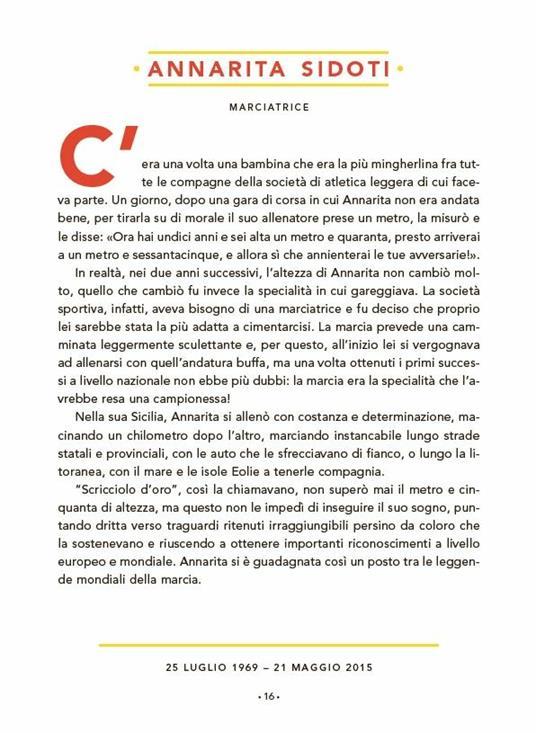 Storie della buonanotte per bambine ribelli. 100 donne italiane straordinarie - 9