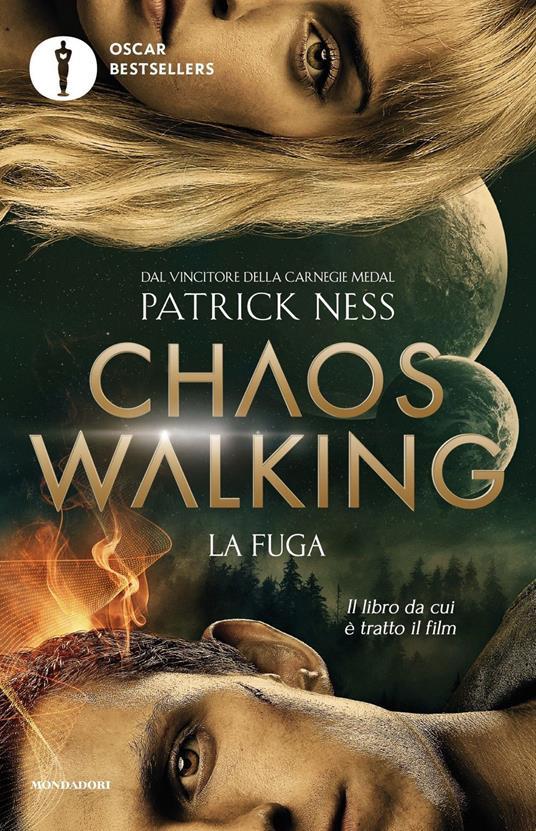La fuga. Chaos Walking - Patrick Ness - copertina