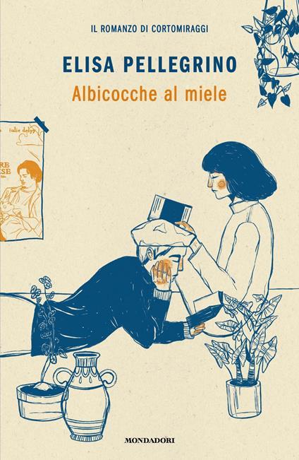 Albicocche al miele - Elisa Pellegrino - copertina