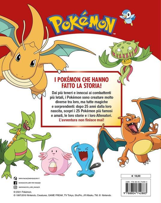 Pokémon mania. 25 imperdibili Pokémon e le loro storie - 2