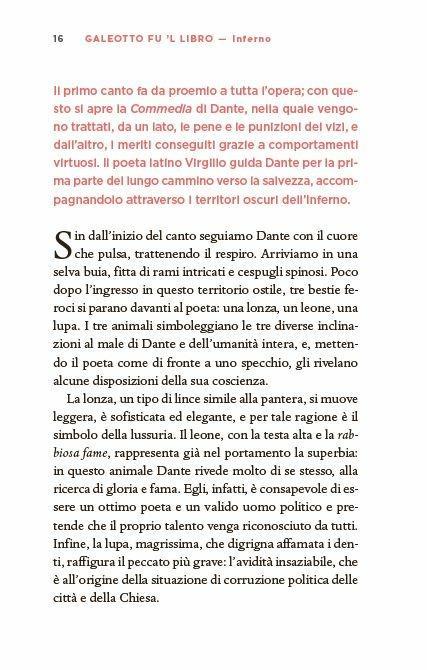 Galeotto fu 'l libro. Dante nelle parole di tutti i giorni - Mariangela De Luca - 10