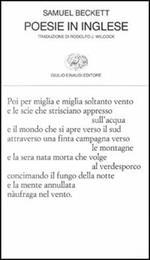 Poesie in inglese
