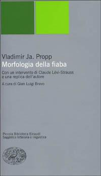 Morfologia della fiaba - Vladimir Propp - copertina