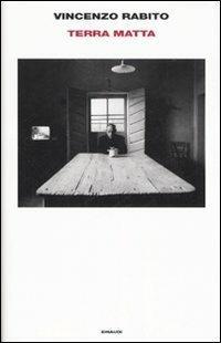 Terra matta - Vincenzo Rabito - copertina