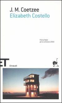 Elizabeth Costello - J. M. Coetzee - copertina