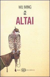 Altai - Wu Ming - copertina
