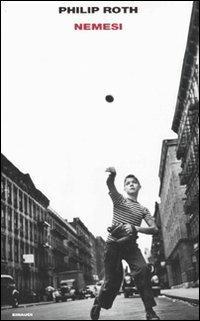 Nemesi - Philip Roth - copertina