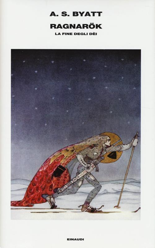 Ragnarök. La fine degli dèi - Antonia Susan Byatt - copertina