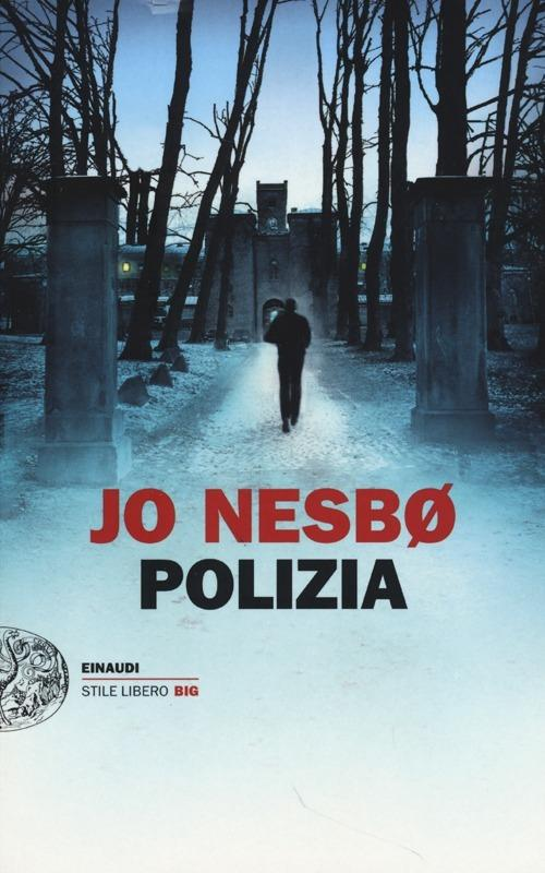 Polizia - Jo Nesbø - copertina